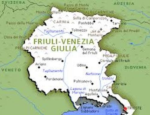 Friuli Venezia Giulia: disponibile la classifica di valore per le sedi a Concorso